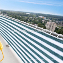 Contemporary OEM hdpe balcony net for germany