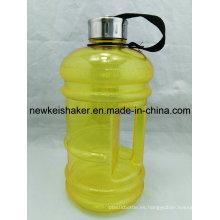 Wasser Kanister 2,2 litros de galón de agua Fitness Joyshaker botella
