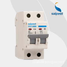 Saipwell High Quality Miniature Circuit Breaker with CE Certificate (SPM1-2-63C16)