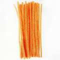 2016 newest jumbo loopy chenille stems, chenille stems for diy animals , craft chenille stems