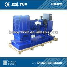 112.5KVA Lovol geração 60Hzpower, HPM125, 1800RPM