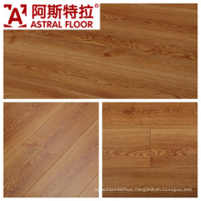 Big Size Laminate Flooring /Silk Surface (V-Groove)