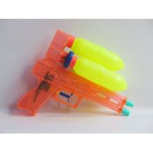 Plastic Beach Transparent Water Gun Toys