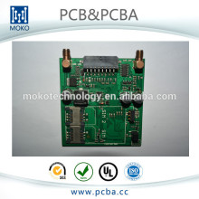Customized Sim808 GPS Tracking board ,GPS Tracker PCBA in shenzhen