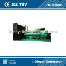 1800KW Googol 60Hz genset, HGM2500, 1800RPM