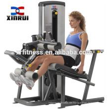 sports machine made in China Leg Extension curl machine