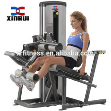 máquina de deportes hecha en China Leg Extension curl machine