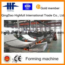 Machine de formage de silos de stockage de grains en Chine