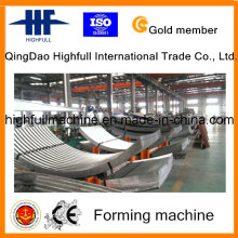 China Grain Storage Silos Forming Machine