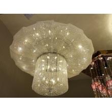 Lampe de décoration de chandelier en cristal de hall (KA0528)