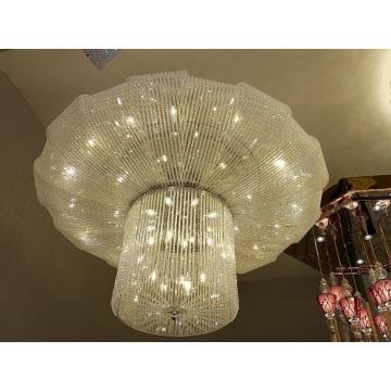 Lobby lâmpada de decoração de cristal lustre (ka0528)