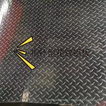 Bande de roulement en aluminium 6082 T4 / T6 / T651 Antidérapant