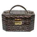 Fashion  design   Jewelry case in leather material