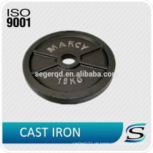 Fabrik Preis Standard Eisen Gewicht Platte