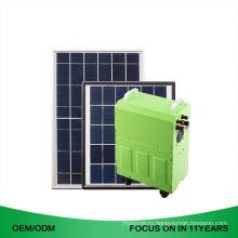 Интегрированная Система Smart Новые Продукты Портативный Солнечный Генератор Солнечной Зарядное Устройство
