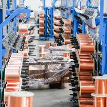 High Speed Strand Winder Machine System Equipments Drawn Copper Wires