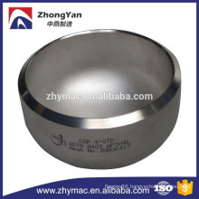 Stainless steel pipe end cap, stainless steel cap