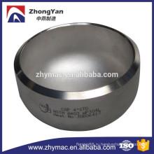 Нержавеющая сталь трубы колпачок, крышка из нержавеющей стали