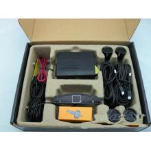 HF-JX-618(01) Led Parking Sensor Car Blind Spot Radar Sensor 12V Car Parking Sound Alert System Backup Radar