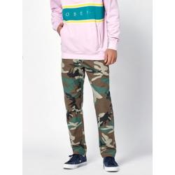 100% cotton long bottom camouflage Pants