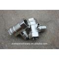 High quality single valve air compressor pump and motor spare parts