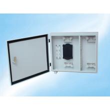 Painel de remendo da fibra óptica do núcleo da caixa de distribuição 24 da montagem de cremalheira ODF