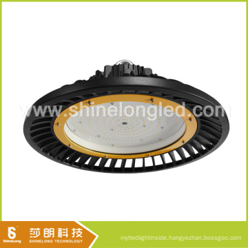 120lm/W 200W meanwell driver led highbay led warehouse light with cULus DLC SAA CE