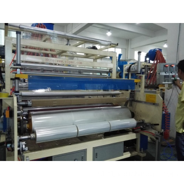 Verpakking Stretch Film Plastic Wrap Machine Making Film