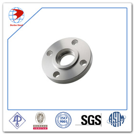 A105 forged carbon steel RF socket flange