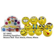 Brinquedo Emojiface piscando para crianças