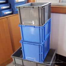 Stapelbarer Kunststoffbehälter / PP-Kunststoffbox für den Warentransport