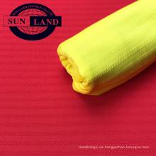 Nuevo diseño de estilo 100 poliéster tejido de punto de hilo de punto seco para el horizonte de ropa deportiva