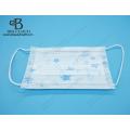 Mascarillas desechables seguras y transpirables para niños.