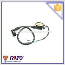 China fornece peças de motocicleta para bobina de ignição de motocicleta de tamanho padrão JH70 / 90