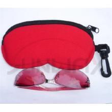 Saco de Sunglass do Neoprene da venda quente, saco do Eyeglass, caso de Sunglass (PP0005)