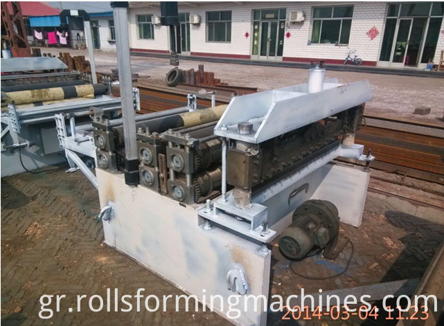cut to length main machine