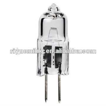clear g6.35 halogen 24v 35w bulb with best price
