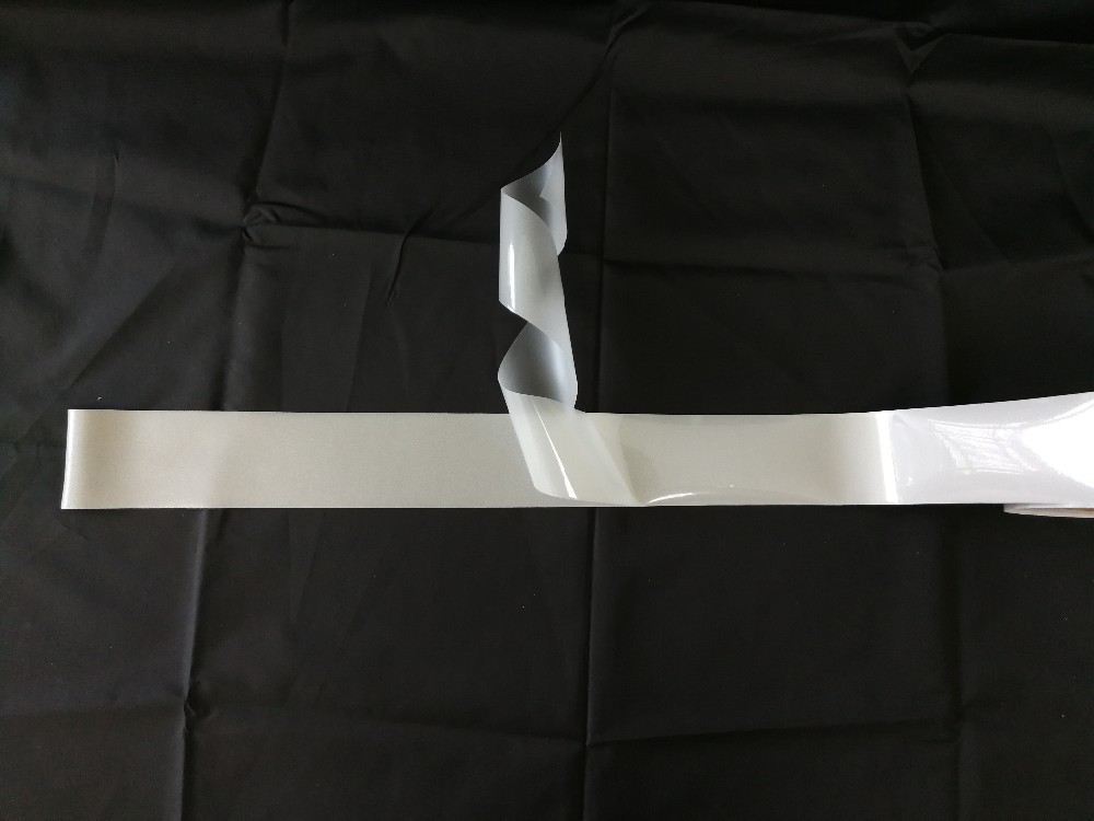 Single Side Reflective Strech Fabric