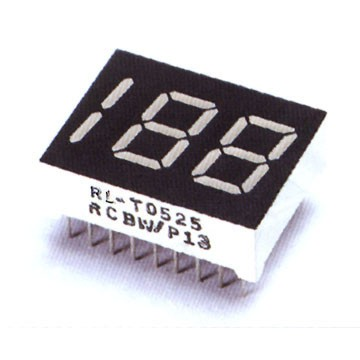 Display LED Triple Digit 0.56 Inch