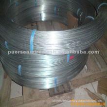 Fio oval galvanizado (17/15 = 3,0 / 2,4 mm)