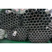 SUS304 GB Tubo de agua fría de acero inoxidable (Dn50 * 48.6)