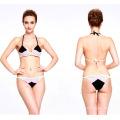 Traje de baño Crochet a mano Traje de baño bikini Traje de baño para Lady Girl