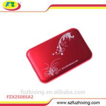 USB 2.0 SATA Festplattenlaufwerk Caddy Case