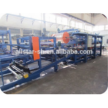 Wall sandwich panel production line / eps sandwich panel machine