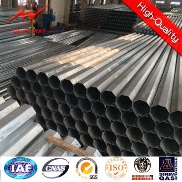 8m eléctrica octogonal postes de acero