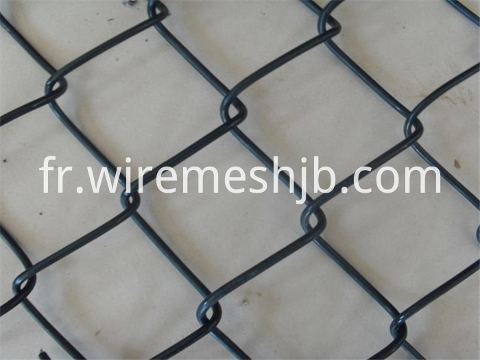 PVC Diamond Wire Mesh