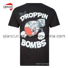 Pôsteres Camisas engraçadas do tubarão T (wyy61)