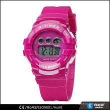 Reloj digital de la parada de shenzhen fábrica