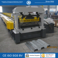 Plate Rolling Machine for Metal Decking