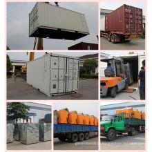 800kw 1000 kVA Tipo Silencioso Gerador Diesel com 20FT 40FT Container Canopy Soundproof Gerador